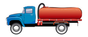 Service Vehicle for Plumbing Help
